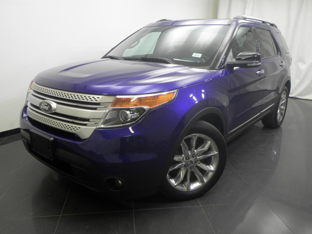 2015 ford explorer xlt for sale in jackson 1190117923 drivetime. Black Bedroom Furniture Sets. Home Design Ideas
