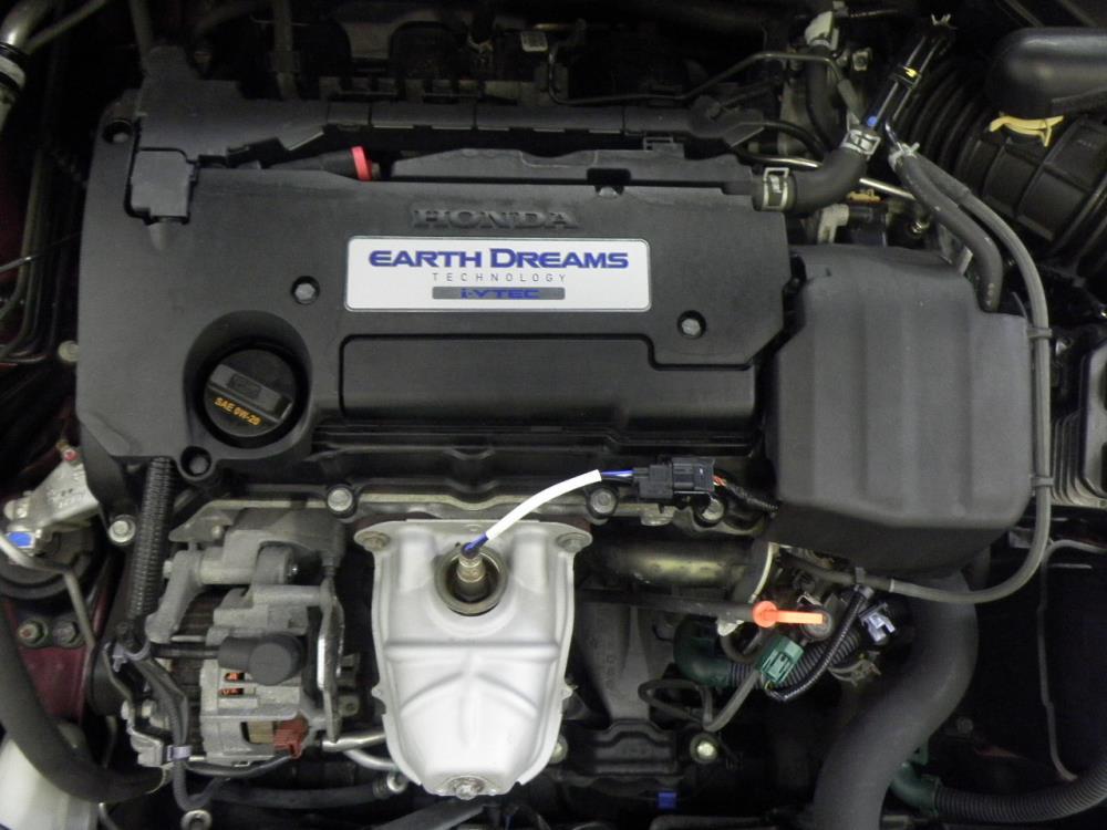 2014 Honda Accord EX-L - 1190117964
