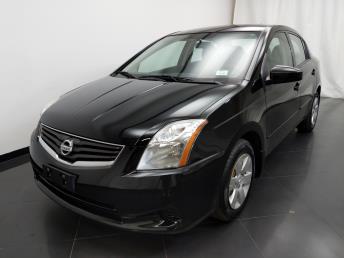 2012 Nissan Sentra  - 1190117997