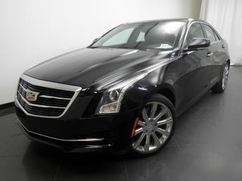 Used 2015 Cadillac ATS