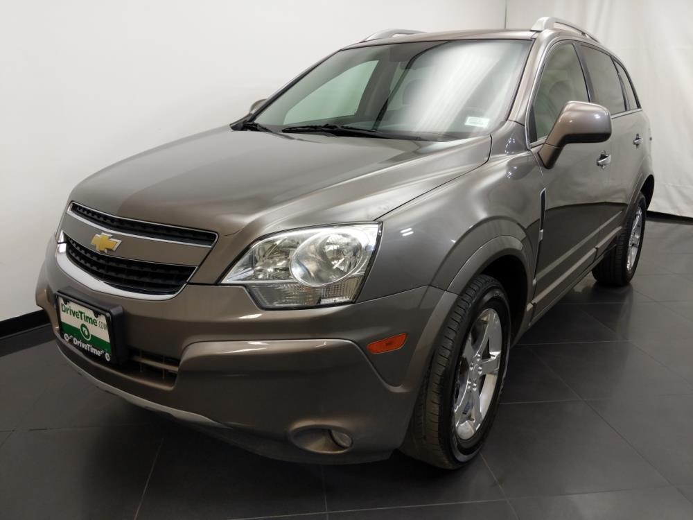 2012 Chevrolet Captiva Sport LT - 1190118147
