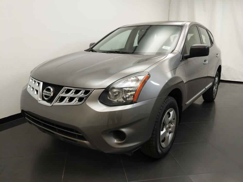 2014 Nissan Rogue Select S - 1190118179