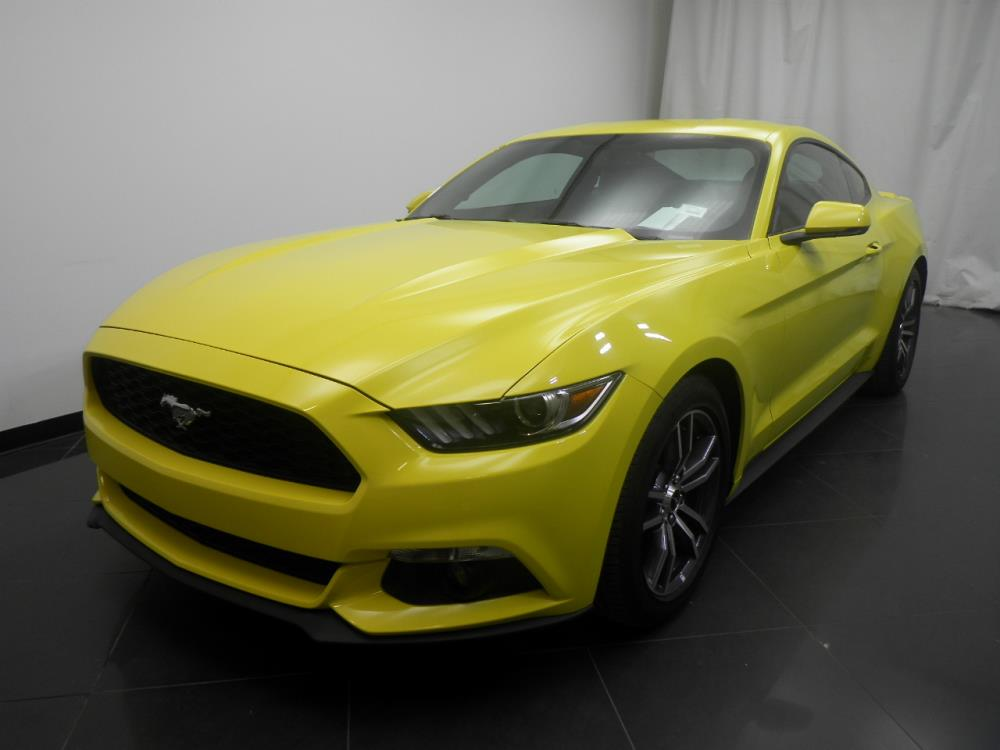 2017 Ford Mustang EcoBoost - 1190118194
