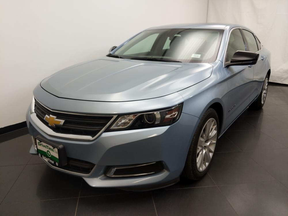 2015 Chevrolet Impala LS - 1190118200
