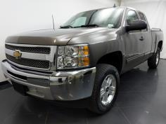 2013 Chevrolet Silverado 1500 Extended Cab LS 6.5 ft