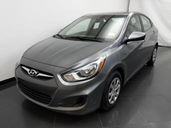 2014 Hyundai Accent GLS - 1190118228
