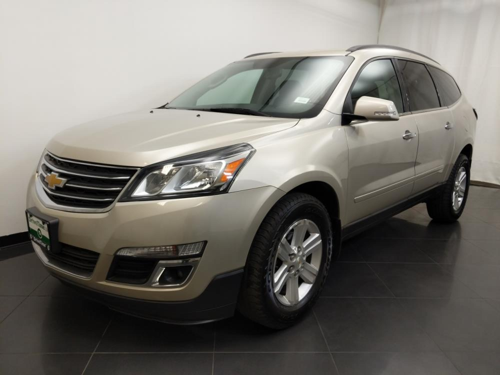 2013 Chevrolet Traverse LT - 1190118291