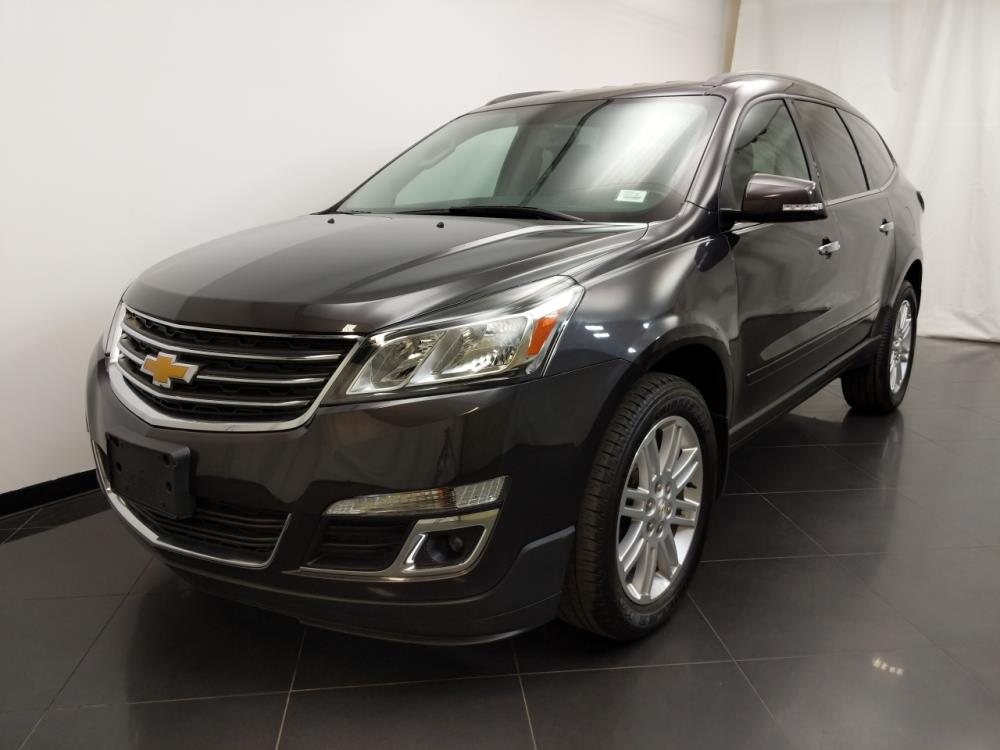2015 Chevrolet Traverse LT - 1190118312