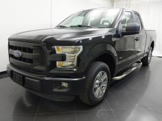 2015 Ford F-150 Super Cab XL 6.5 ft