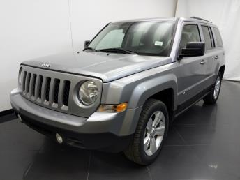 2016 Jeep Patriot Latitude - 1190118433