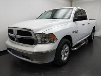 2016 Dodge Ram 1500 Quad Cab SLT 6.3 ft - 1190118451