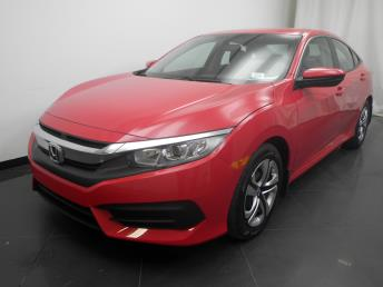 2016 Honda Civic LX - 1190118468