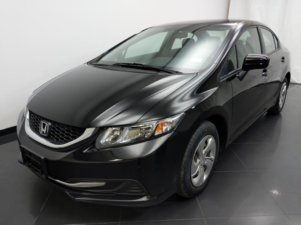 2015 Honda Civic LX - 1190118469
