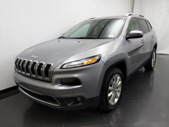 2017 Jeep Cherokee Limited - 1190118516