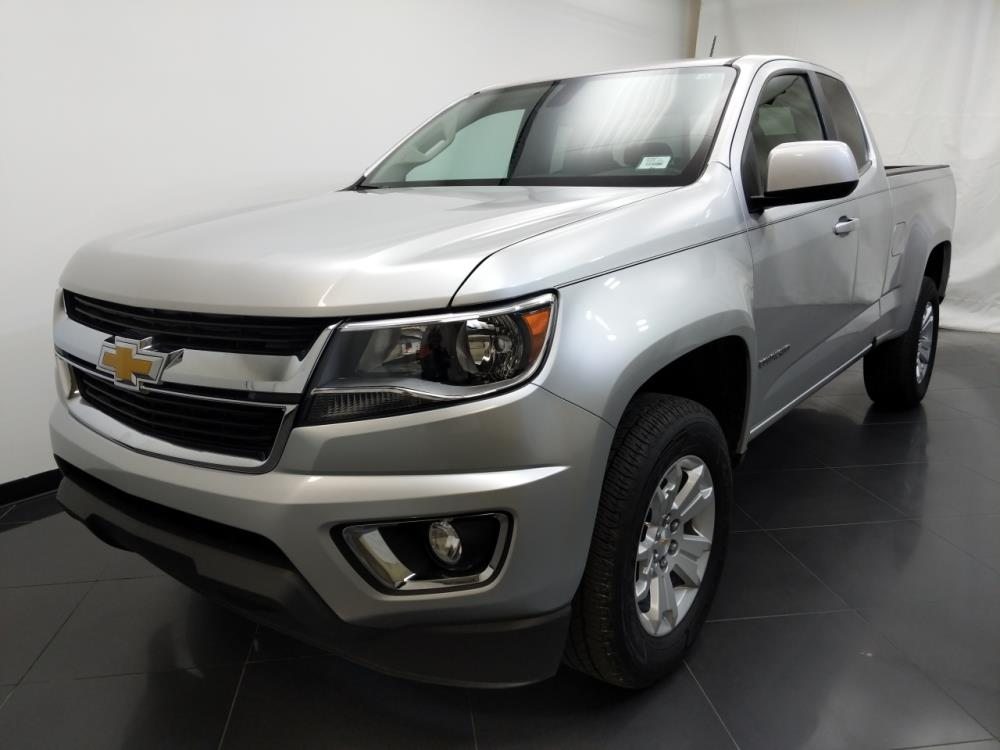 2015 Chevrolet Colorado Extended Cab LT 6 ft - 1190118682