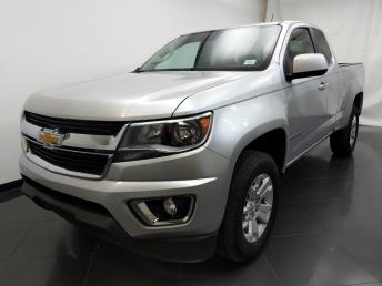 Used 2015 Chevrolet Colorado