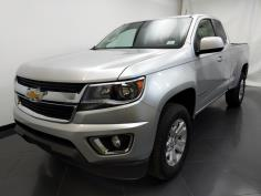 2015 Chevrolet Colorado Extended Cab LT 6 ft