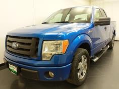 2009 Ford F-150 Super Cab STX 5.5 ft