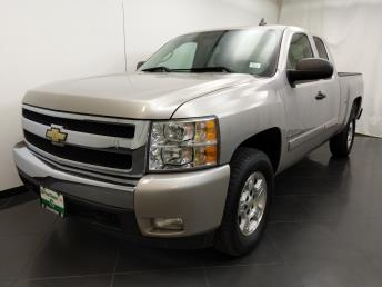 2008 Chevrolet Silverado 1500 Extended Cab Work Truck 6.5 ft - 1190118704
