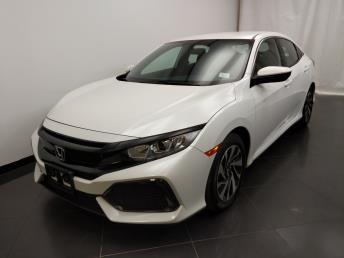 2017 Honda Civic LX - 1190118712