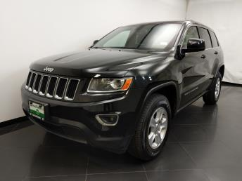 2016 Jeep Grand Cherokee Laredo - 1190118773