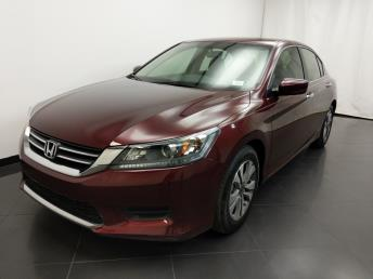 2015 Honda Accord LX - 1190118813