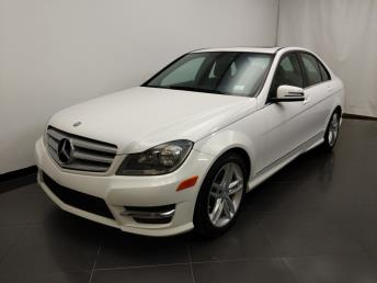 2013 Mercedes-Benz C250 Sport  - 1190118852