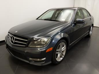 2014 Mercedes-Benz C 300 4MATIC Luxury  - 1190118886