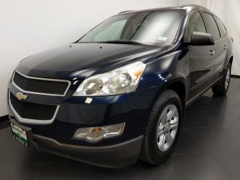 Used 2011 Chevrolet Traverse
