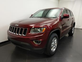 2016 Jeep Grand Cherokee Laredo - 1190118963