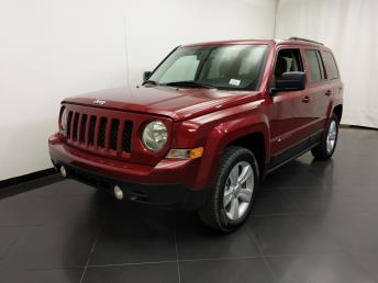 2016 Jeep Patriot Latitude - 1190118975