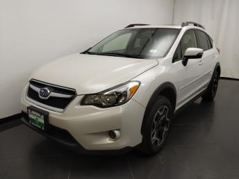 Used 2015 Subaru XV Crosstrek
