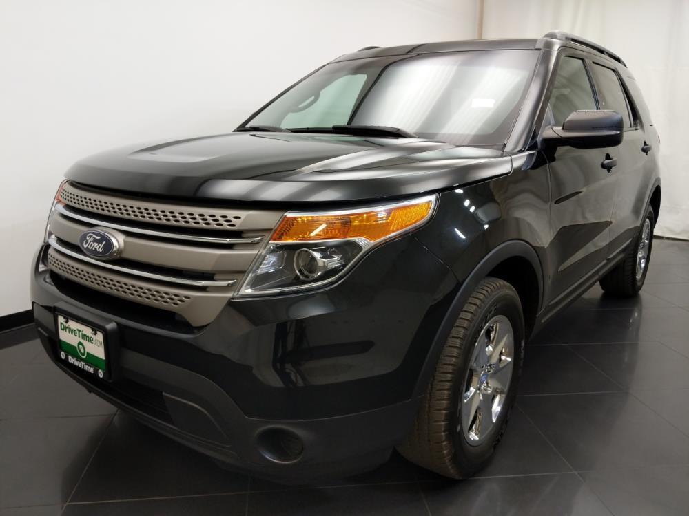2014 Ford Explorer  - 1190119047