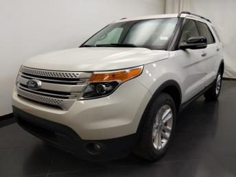 Used 2011 Ford Explorer