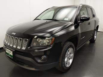 2016 Jeep Compass Latitude - 1190119297
