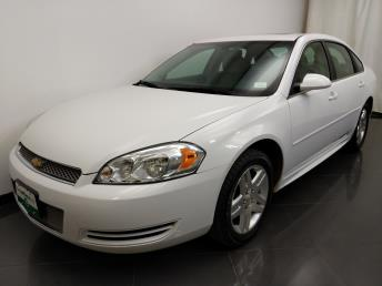 2015 Chevrolet Impala Limited LT - 1190119350