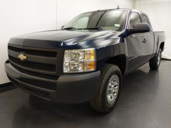 2007 Chevrolet Silverado 1500 Extended Cab Work Truck 6.5 ft - 1190119354
