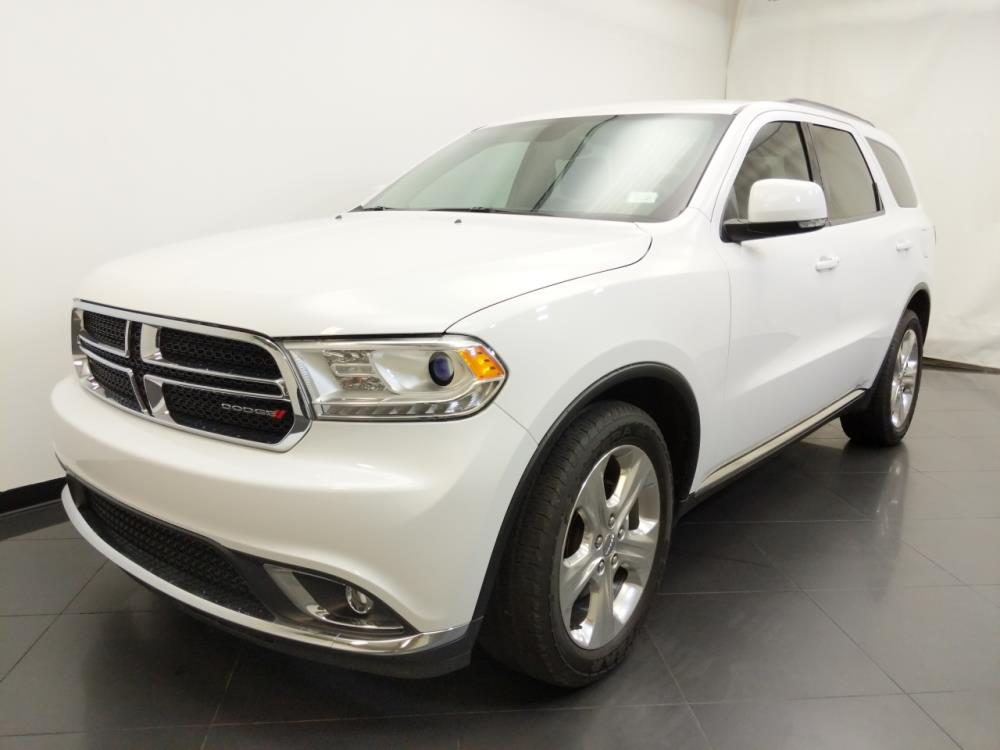 2014 Dodge Durango Limited - 1190119405