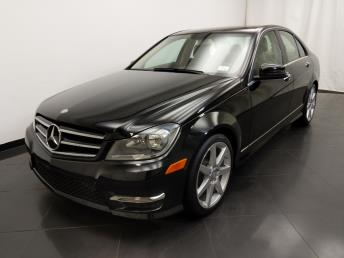 Used 2014 Mercedes-Benz C250 Sport