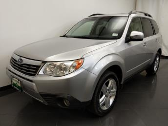 2010 Subaru Forester 2.5 X Limited - 1190119443