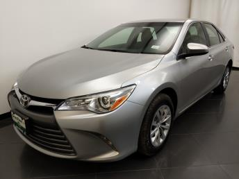 2016 Toyota Camry LE - 1190119489