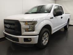 2016 Ford F-150 Super Cab XL 6.5 ft