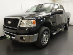 2007 Ford F-150 SuperCrew Cab XLT 6.5 ft