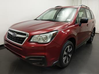 Used 2017 Subaru Forester