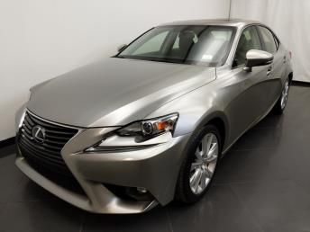 2015 Lexus IS 250  - 1190119691
