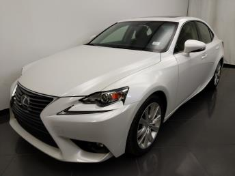 2015 Lexus IS 250  - 1190119716