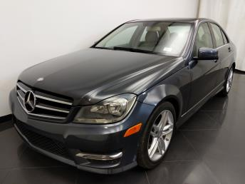 2014 Mercedes-Benz C 300 4MATIC Sport  - 1190119736