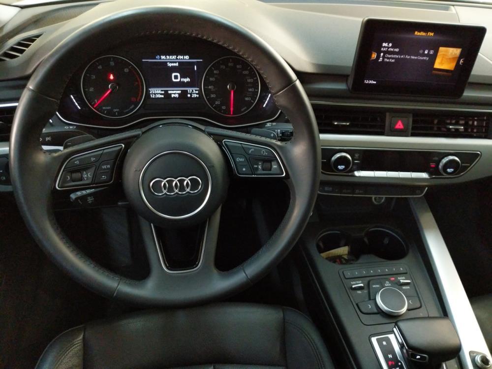 2017 Audi A4 Premium - 1190119763