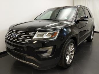 2016 Ford Explorer Limited - 1190119765