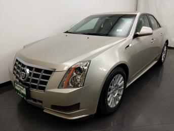 2013 Cadillac CTS 3.0 Luxury Collection - 1190119785